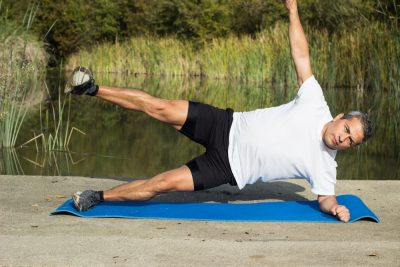 lateral plank