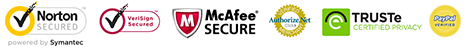 Male UltraCore Secure Site Logos